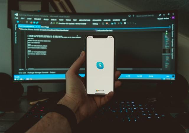 【無料】PythonでSkypeにメッセージを通知(送信)する手順
