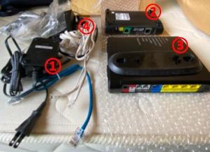 手順4:解約に伴い不必要になったeo光からレンタルした接続機器を返却